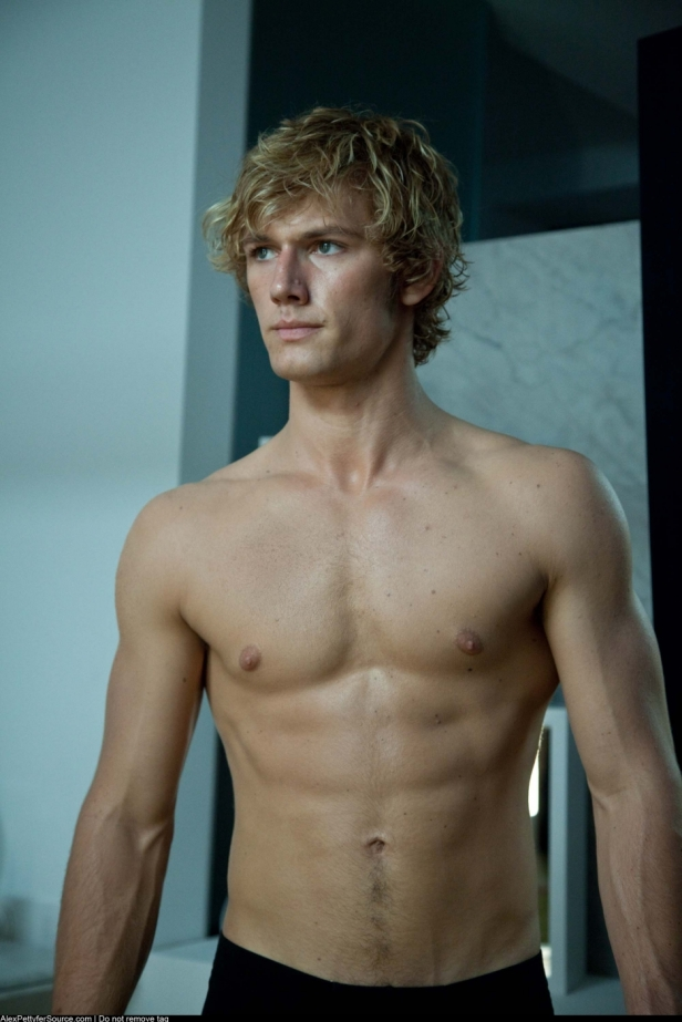 Alex Pettyfer, rumored to play Tobias aka Four.