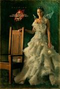 Katniss Everdeen, the victor of the 74th Annual Hunger Games.